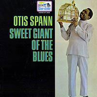 """Sweet Giant of the blues"" cover"