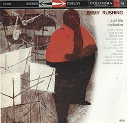 Jimmy Rushing Big Brass CD cover