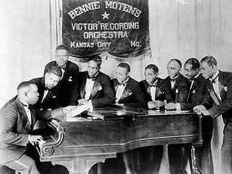 Bennie Moten's Orchestra, 1926 ca
