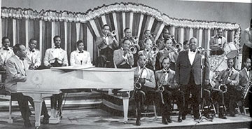 Jimmy Rushing and Count Basie Orchestra, 1943