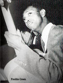 Freddie Green
