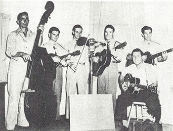 Hackberry Ramblers (from South to Louisiana, The Music of the Cajun Bayous), 1945 ca.