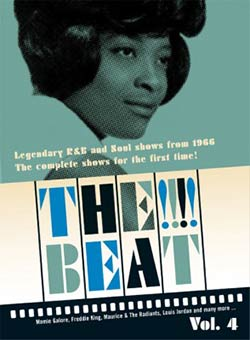 The Beat Vol. 4, DVD cover
