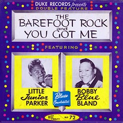 Junior Parker & Bobby Bland, Blues Consolidated