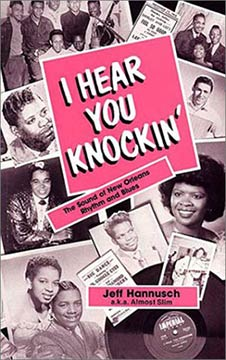 "Jeff Hannusch ""I Hear You Knockin'"" book cover"