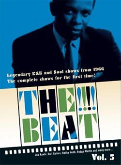 The Beat Vol. 5, DVD cover