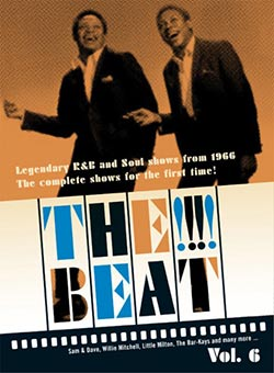 The Beat Vol. 6, DVD cover