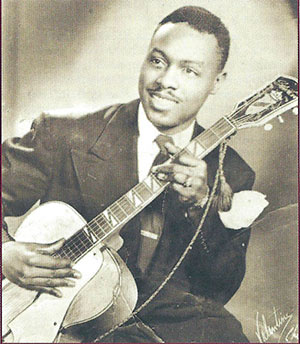 Jimmy Rogers, early 1950's