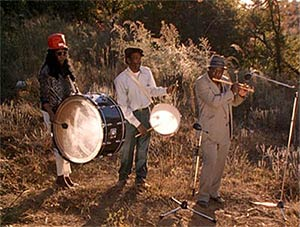 Jessie Mae's Fife & Drum Band