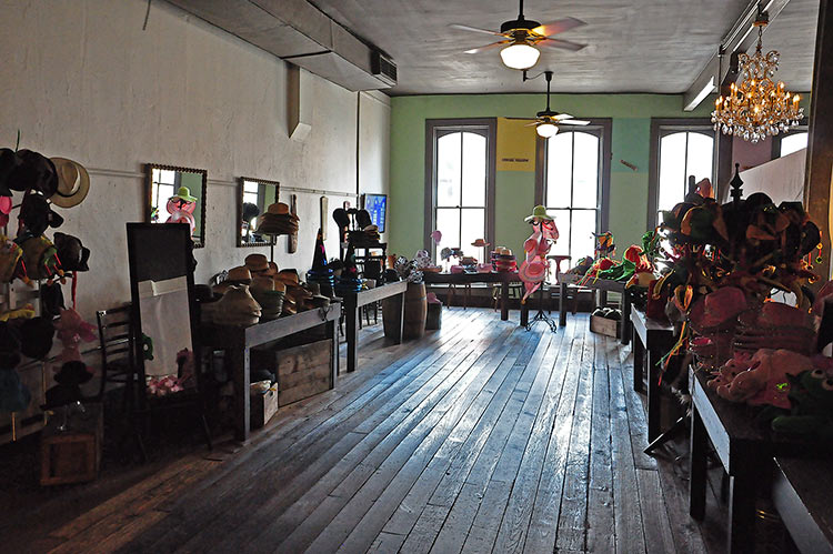 A. Schwab shop, Beale Street