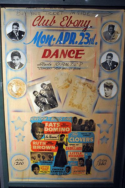 Club Ebony poster