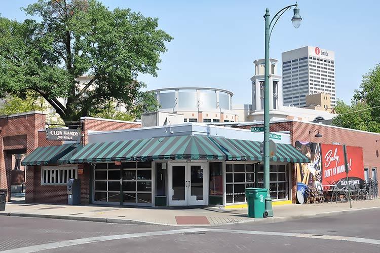 Club Handy, Beale Street, Memphis, Tn
