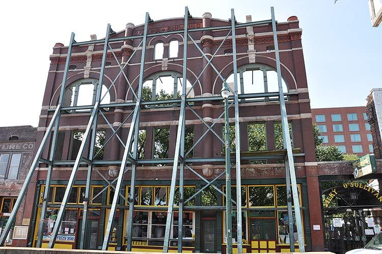 Gallina Exchange Building, Beale Street