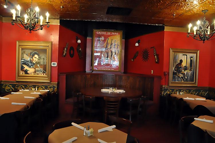 King's Palace Cafe, Beale Street