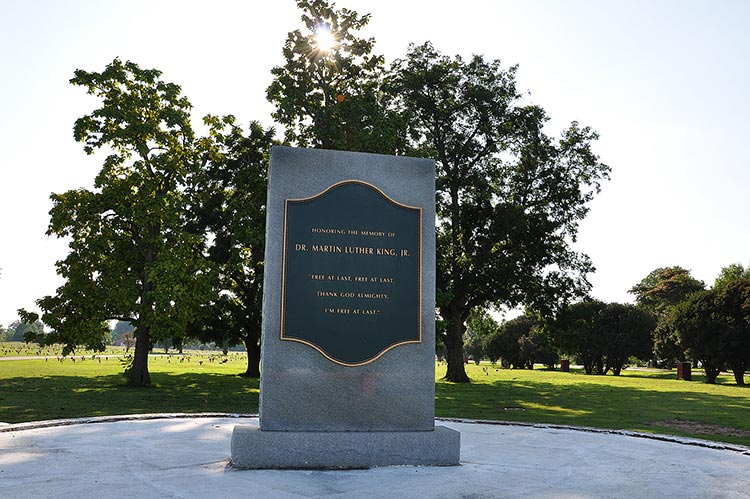 M.L.K. Memorial, West Memphis