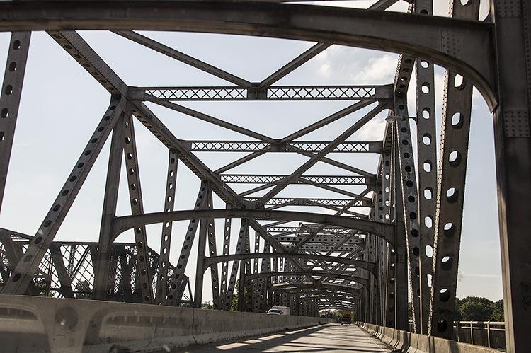 Memphis-Arkansas Bridge, Memphis, Tennessee
