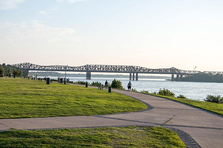Memphis-Arkansas Bridge