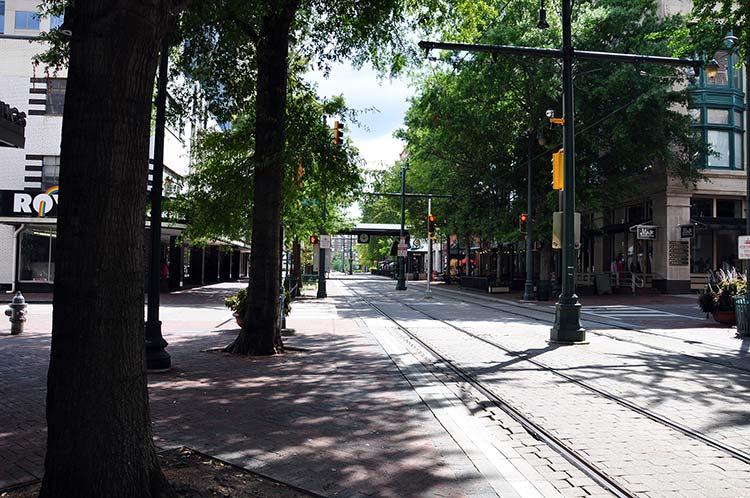 South Main Street, Memphis, Tennessee