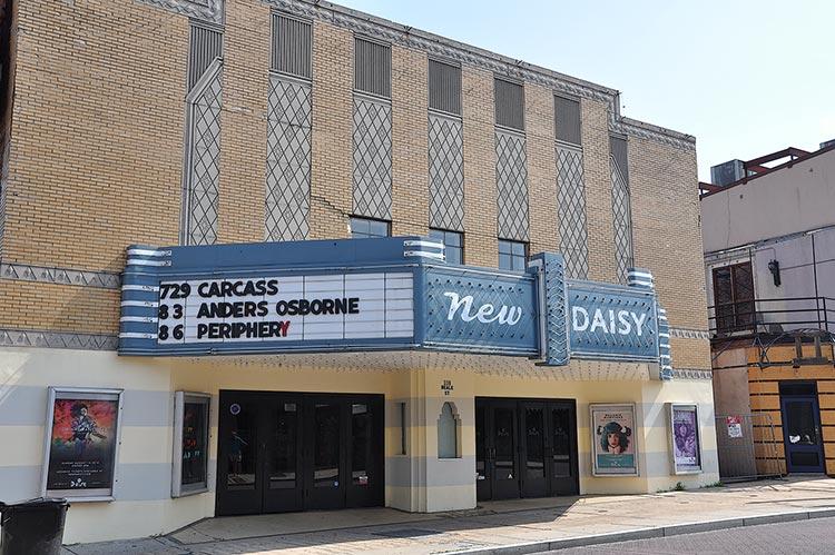 New Daisy Theater, Beale Street