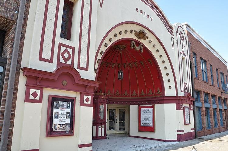 Old Daisy Theater, Beale Street, Memphis, Tn