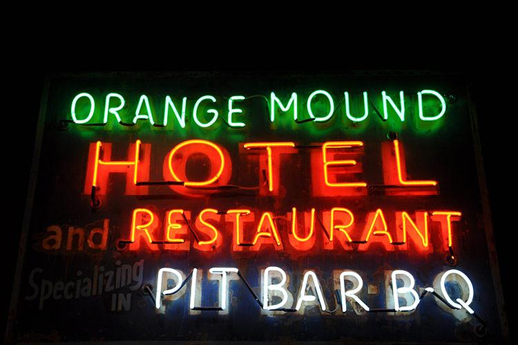 Orange Mound Restaurant & Pit Bar-b-q