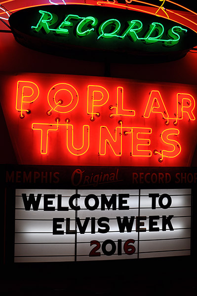 Poplar Tunes Record Shop