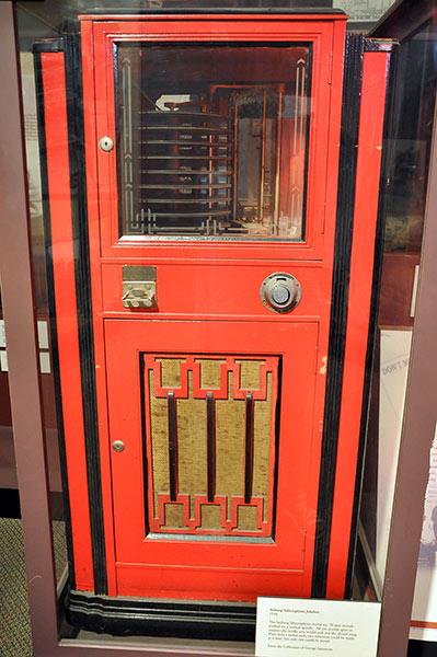 Seeburg Selectophone jukebox