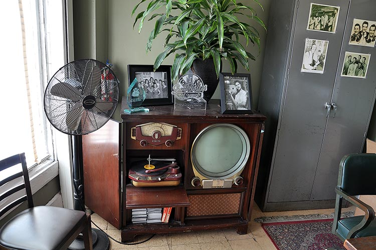 Sun Studio, Marion Keisker's office