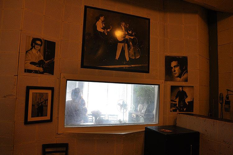 Sun Studio, Memphis, Tn