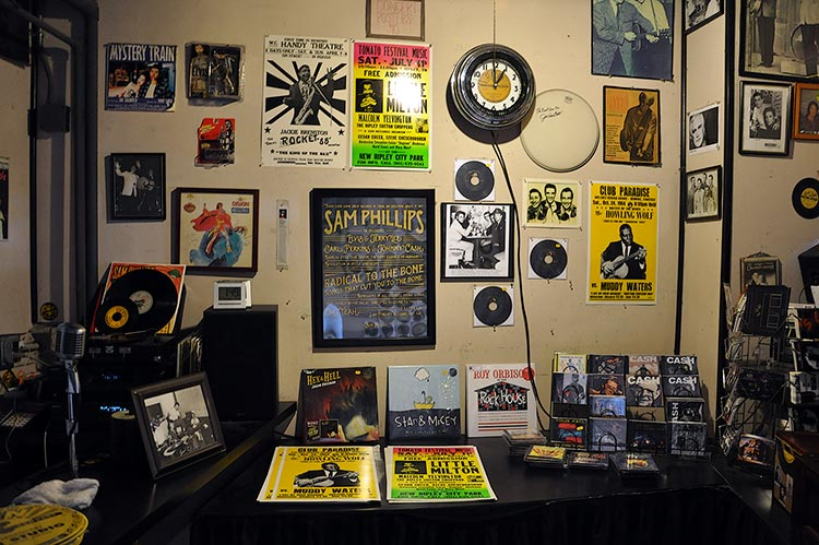 Sun Studio Records Shop
