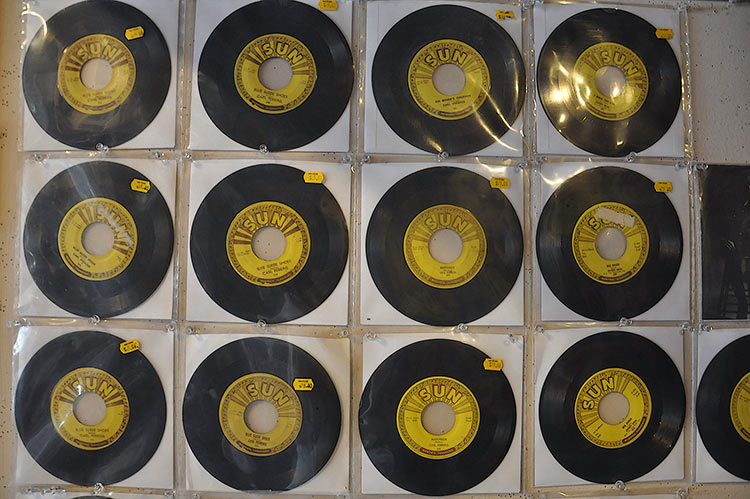 Sun Studio Records Shop