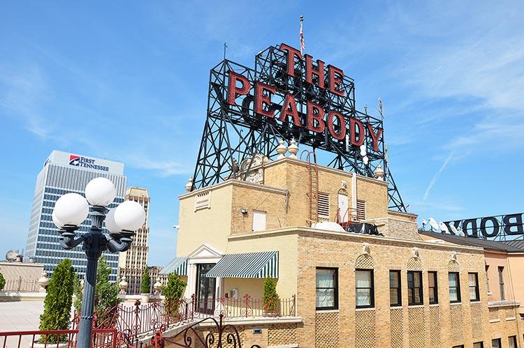 The Peabody, Memphis