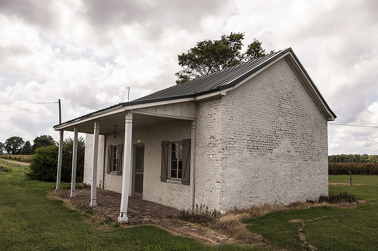 Abbay & Leatherman Plantation, Robinsonville