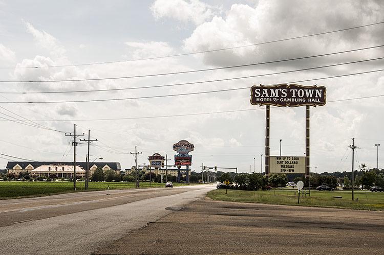 Casino Strip Resort Blvd, Robinsonville, Mississippi