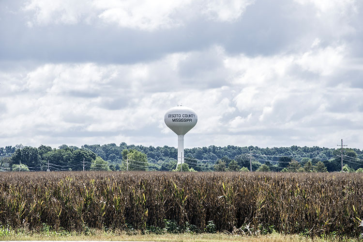 DeSoto County, Old Highway 61, Mississippi