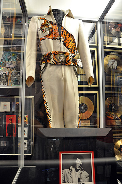Elvis' jumpsuits