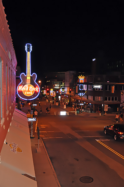 Hard Rock Cafe, Memphis, Tennessee