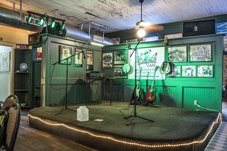 Old Highway 61, Hollywood Cafe, Robinsonville, Mississippi