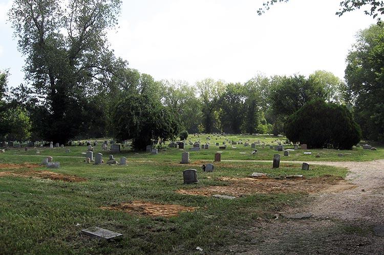 Hollywood Cemetery, Memphis