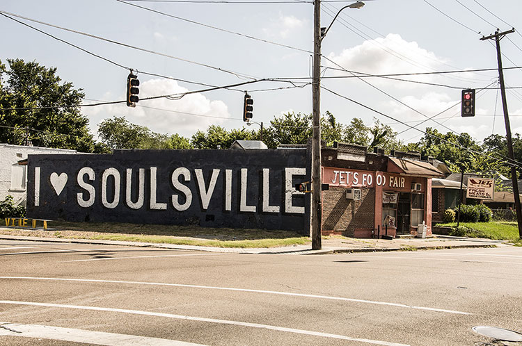 I love Soulsville, Memphis, Tennessee