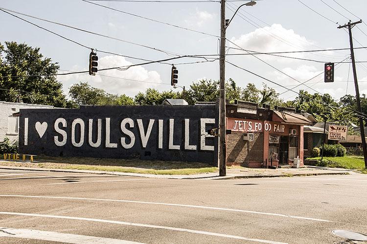 I love Soulsville, Memphis, Tennessee