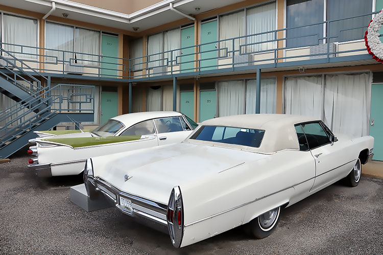 National Civil Rights Museum @ Lorraine Motel