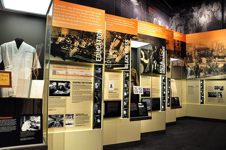National Civil Rights Museum, Memphis, Tennessee