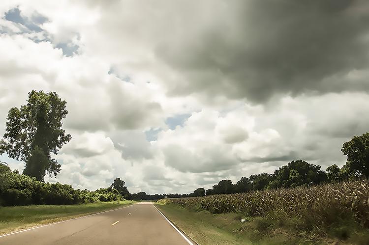 Old Highway 61, Mississippi
