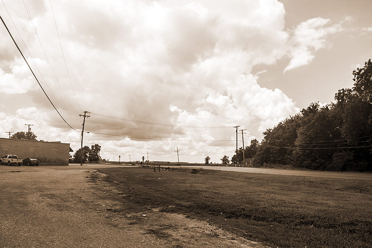 Old Highway 61, Robinsonville, Mississippi