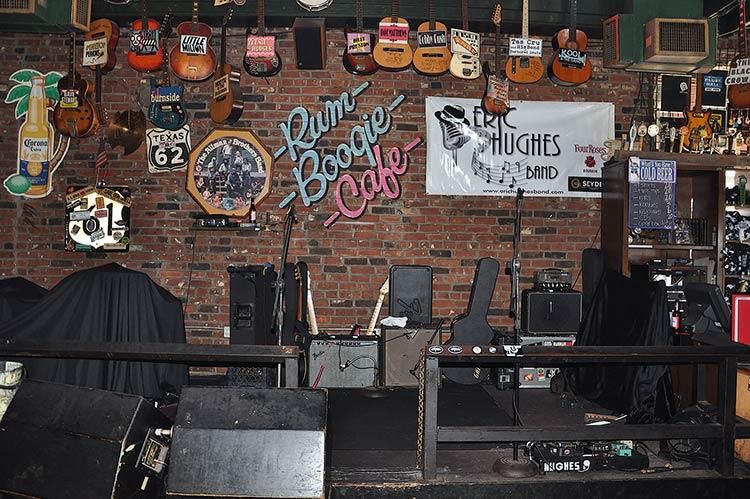 Rum Boogie Cafe, Memphis