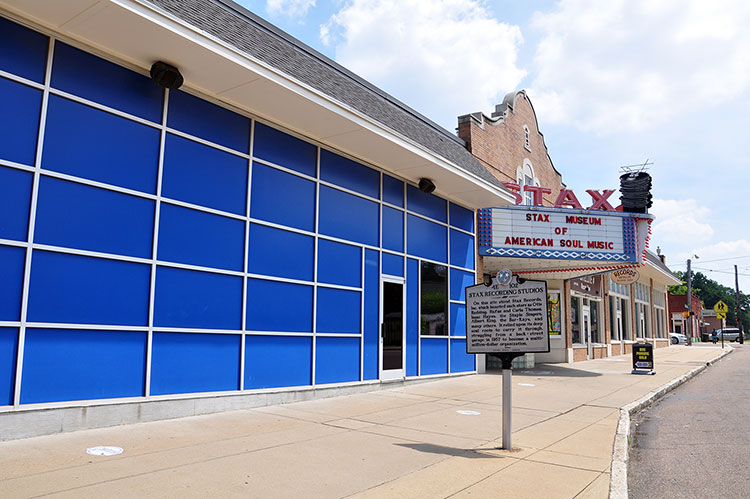 Stax Museum, Memphis