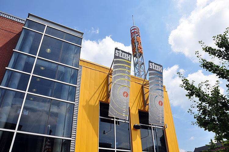 Stax Music Academy, Memphis