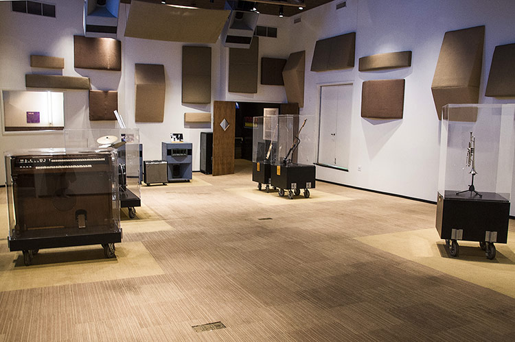 Studio A, Stax Museum