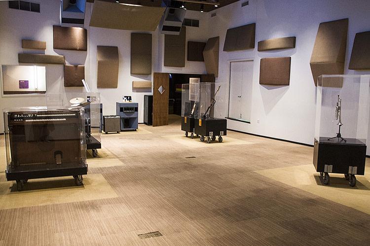 Stax Museum, studio A
